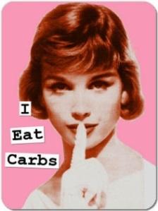 eat carbs